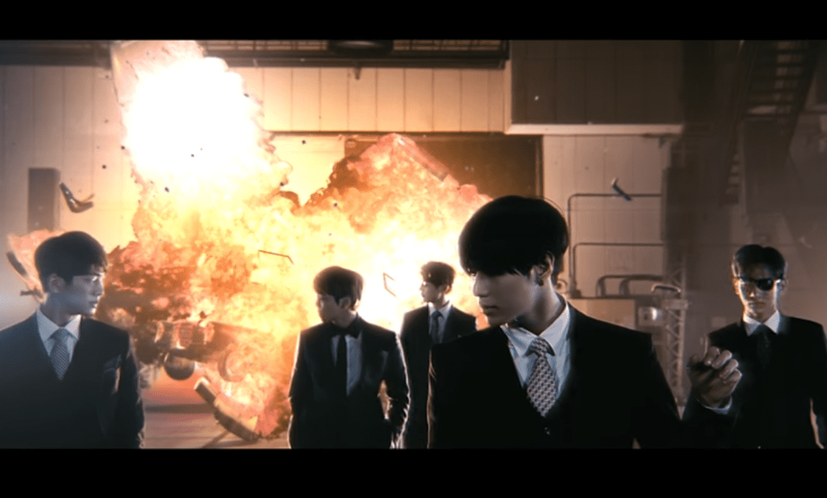 """SHINee Becomes Criminals In New Japanese MV """"Get The Treasure"""""""