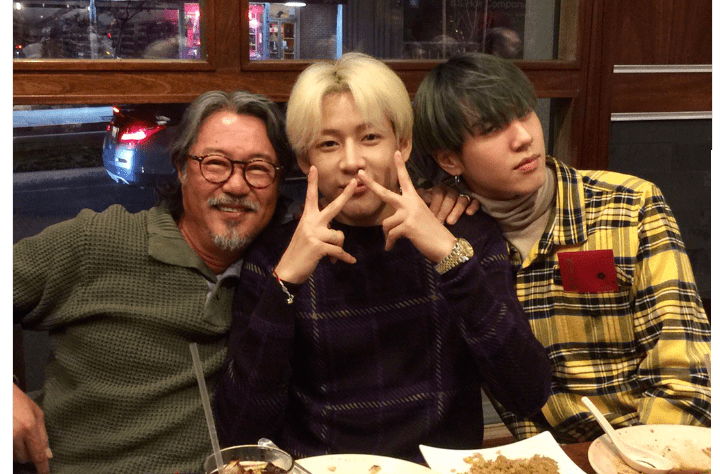 GOT7 Shares Sweet Lunar New Year With Mark's Family In LA
