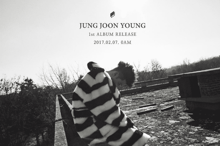 Jung Joon Young Announces Comeback With New Teaser Image
