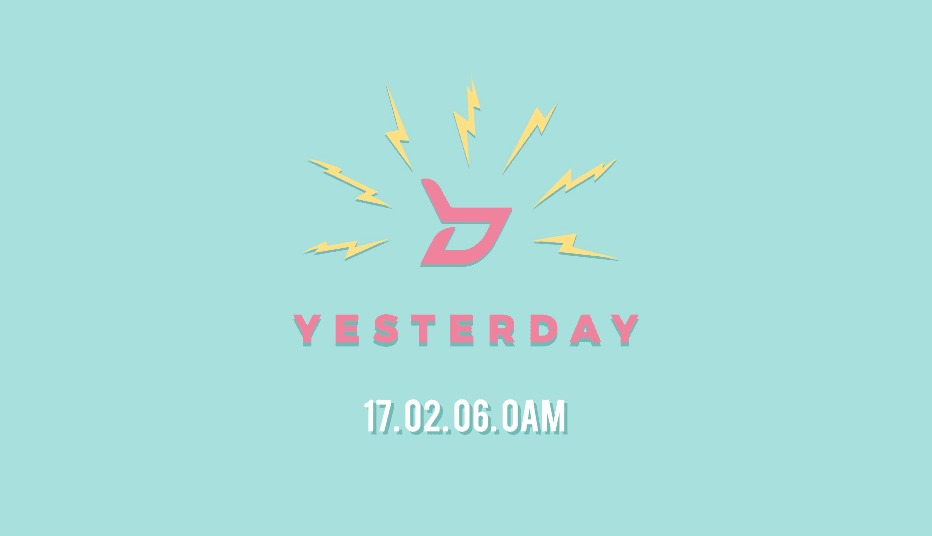 """Block B Announces Comeback With Teaser Image For """"Yesterday"""""""