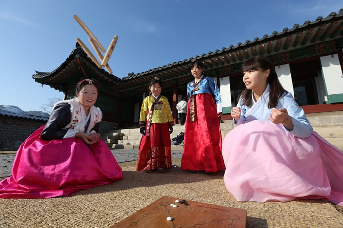 K-Culture Special: Traditional Korean Games For Lunar New Year