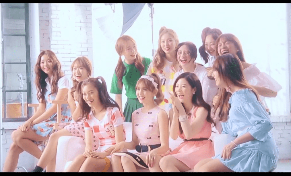 """I.O.I Makes Fans Cry With Final Song And MV """"Downpour"""""""