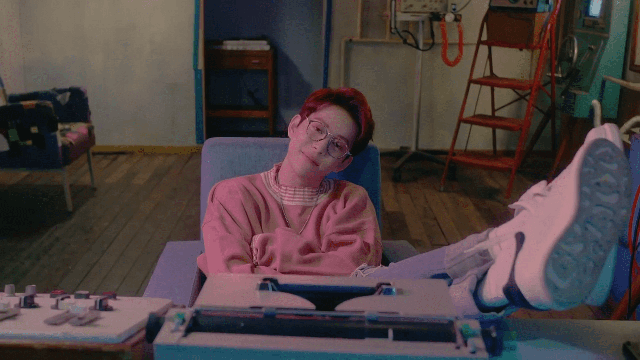 """Block B's Park Kyung Releases MV Teaser For """"When I'm With You"""""""