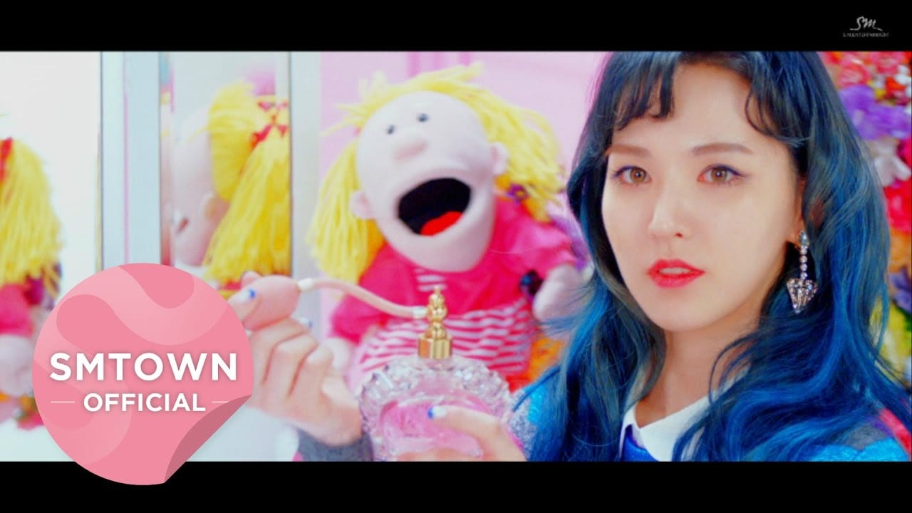 """WATCH: Red Velvet Drops Quirky New Teaser For """"Rookie"""" MV"""