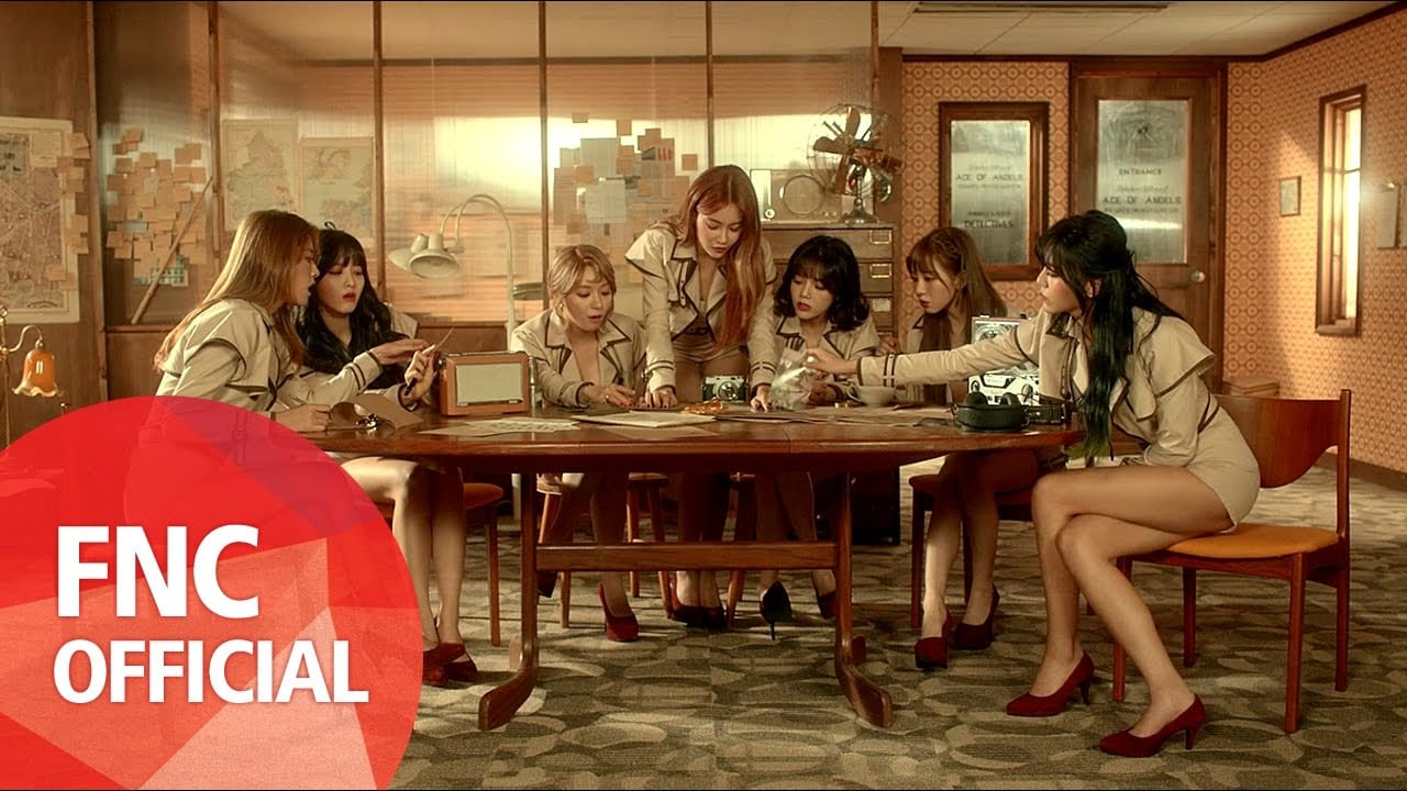 """AOA Is Back With Sexy New Music Videos For """"Excuse Me"""" And """"Bing Bing"""""""