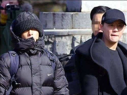 BIGBANG's T.O.P And JYJ's Junsu Officially Begin Their Military Service