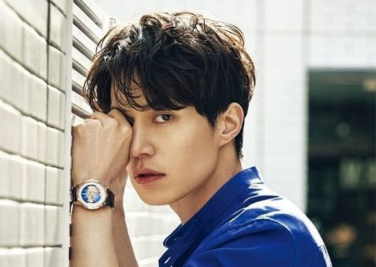 """Lee Dong Wook Looks Gorgeous In Photo Shoot For """"ARENA HOMME PLUS"""""""