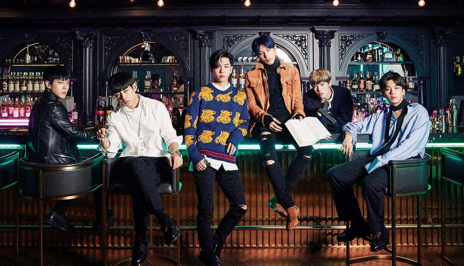 B.A.P Releases Puzzling New Teaser Image