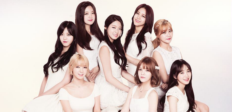 """AOA Looks Back At Their Memories """"With ELVIS"""" In New Fan MV"""