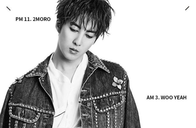 Double S 301's Kim Hyung Jun Announces Solo Comeback With New Teaser Image
