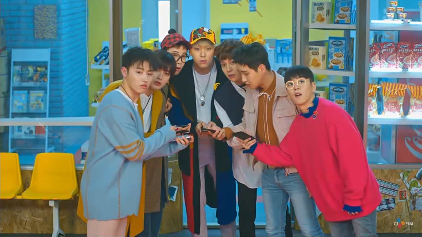 "WATCH: Block B Gets Played In Adorable New MV ""Yesterday"""