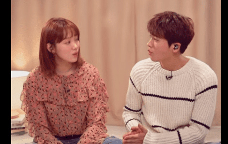 "Lee Sung Kyung And Park Hyung Sik Release Korean Version Of ""True Colors"""