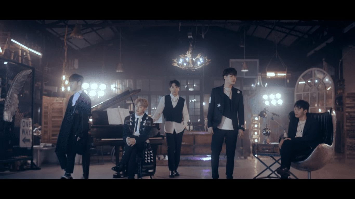 "100% Makes Comeback With Emotional MV ""Sketch U"""
