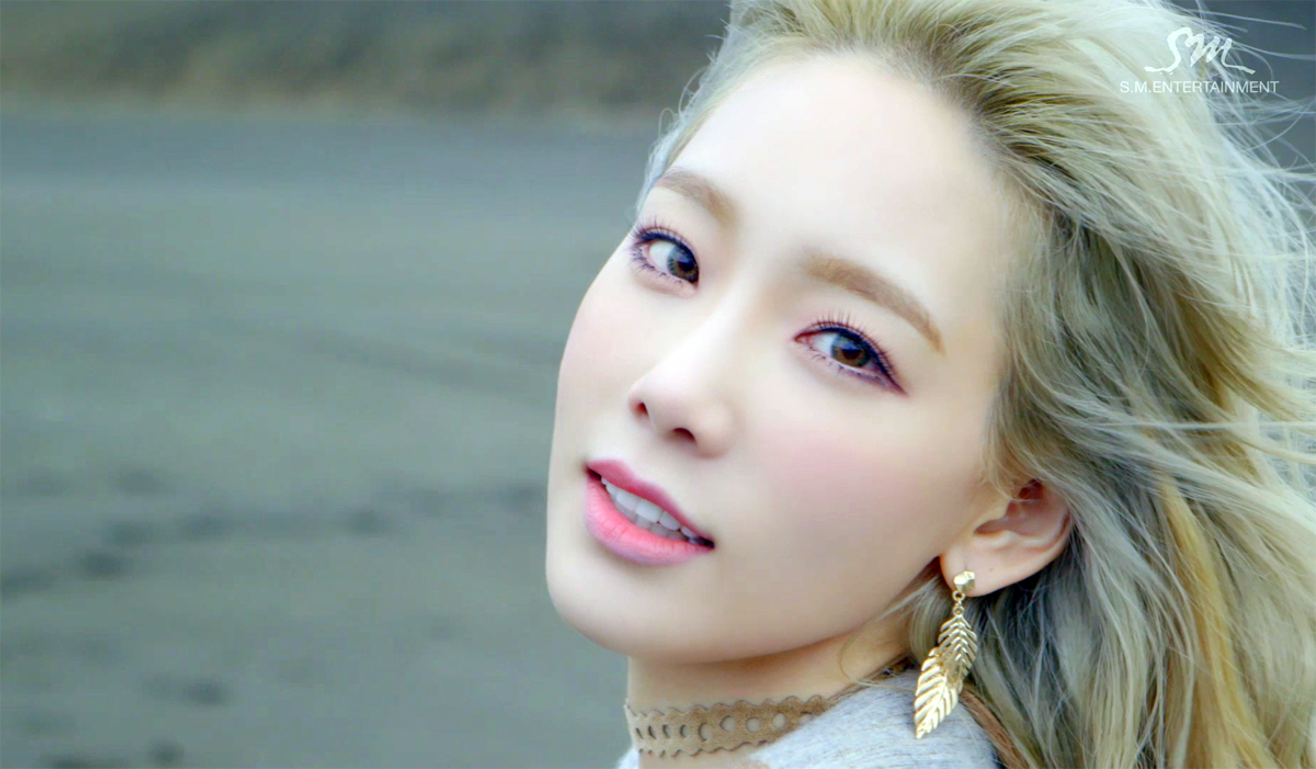Taeyeon Becomes First Female Soloist In Kpop To Have MV Reach 100 Million Views