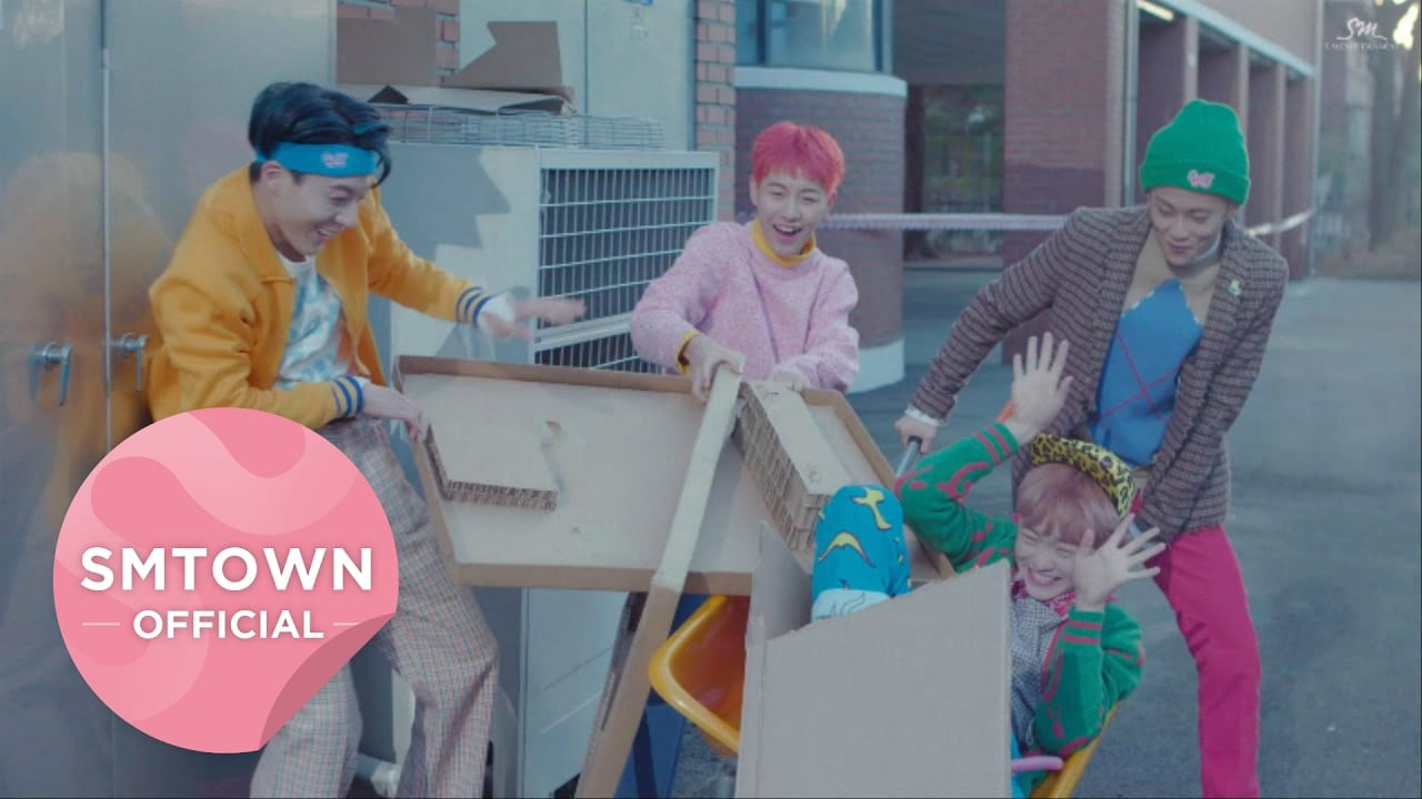 """NCT Dream Crushes On Their First Love In New MV """"My First And Last"""""""