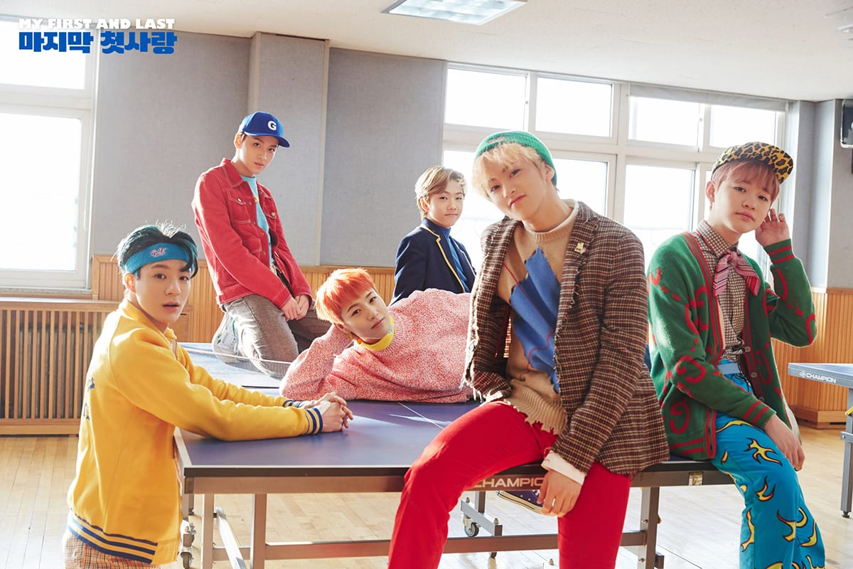 """NCT Dream Releases Two MV Teasers For """"My First And Last"""""""