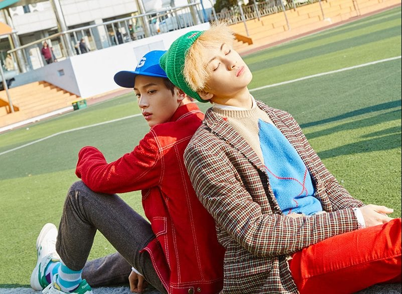 NCT Dream Releases Last Set Of Teaser Images Featuring Haechan And Mark
