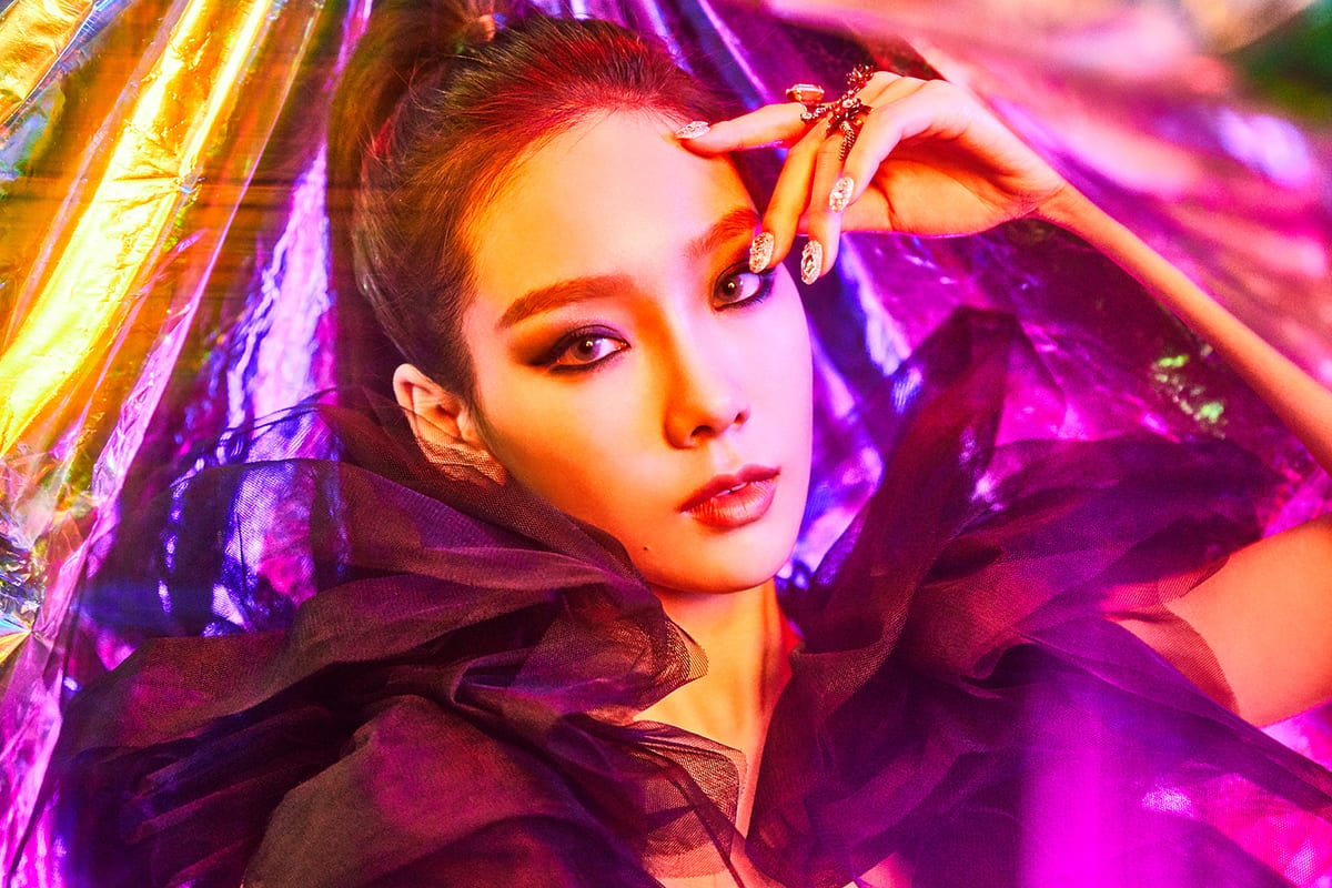 "SNSD's Taeyeon Releases Teasers For Upcoming ""I Got Love"" MV"