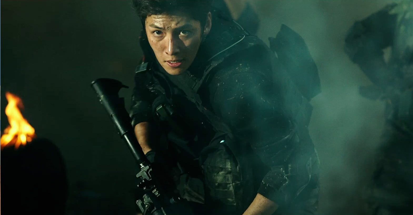 """WTK Review: Ji Chang Wook's New, Action-Packed Film """"Fabricated City"""""""