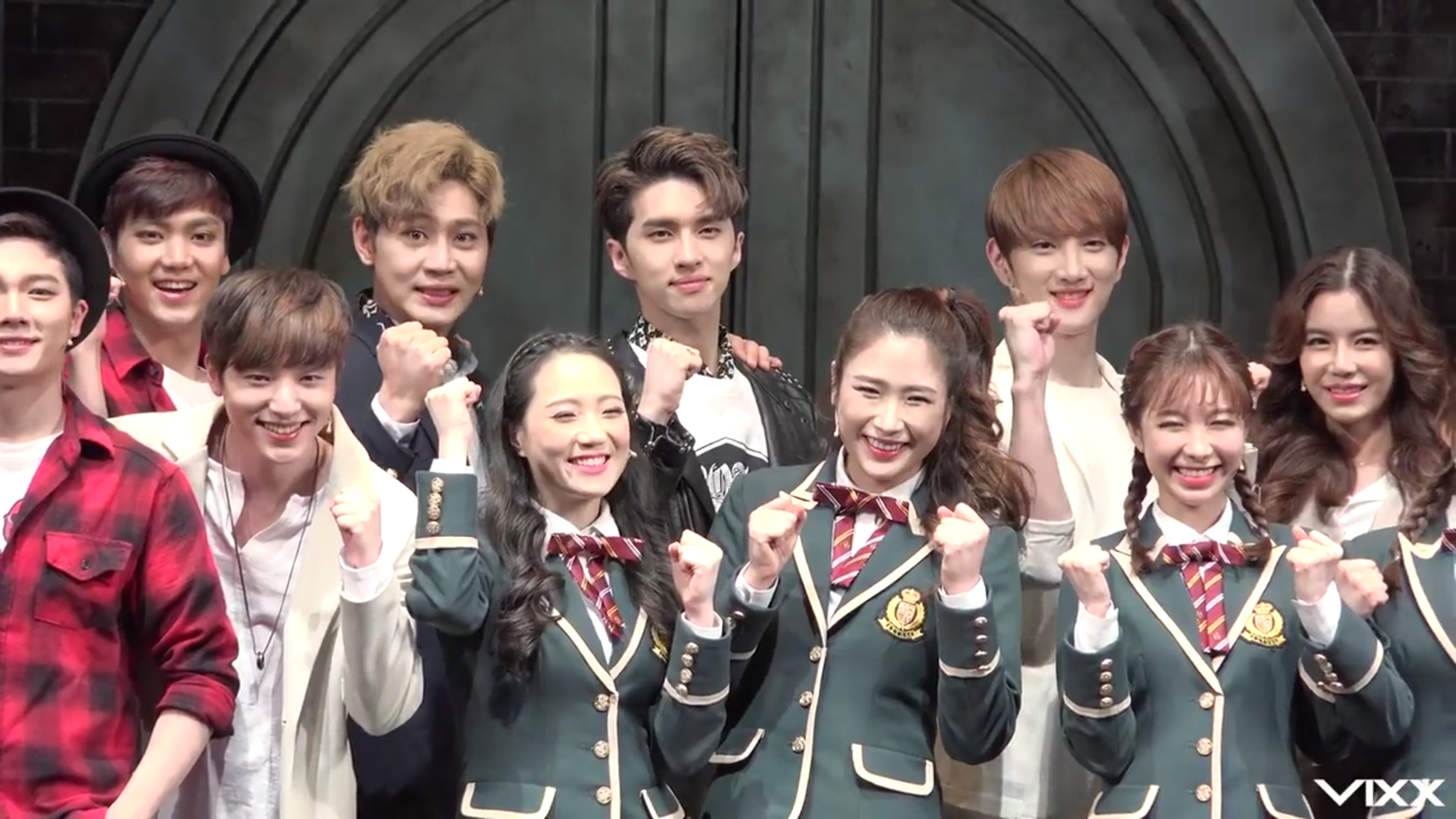 "Take A Behind-The-Scenes Look At ""Boys Over Flowers: The Musical"""