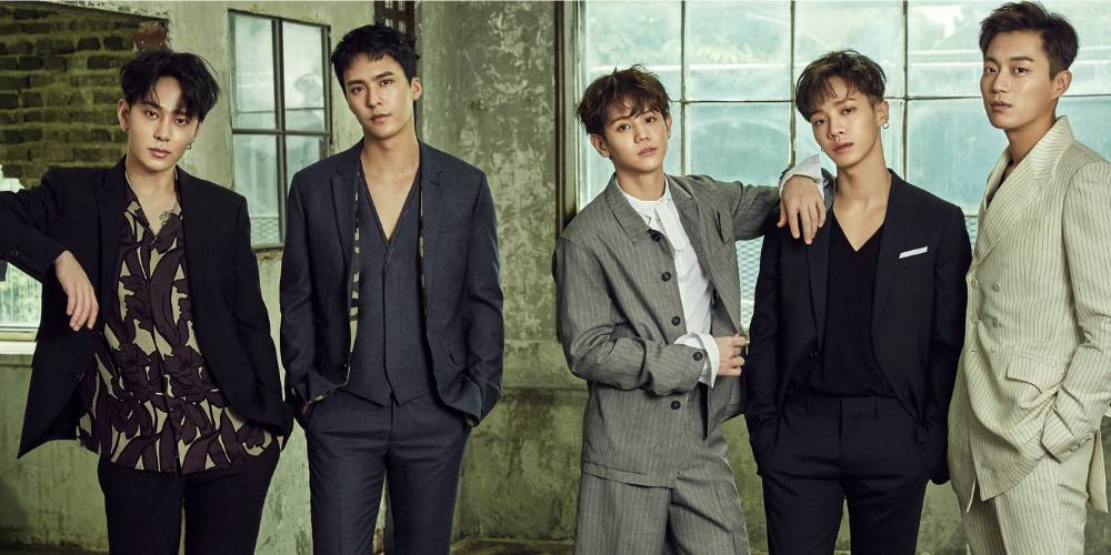"""Former Group BEAST Tease New Release Under New Name """"Highlight"""""""
