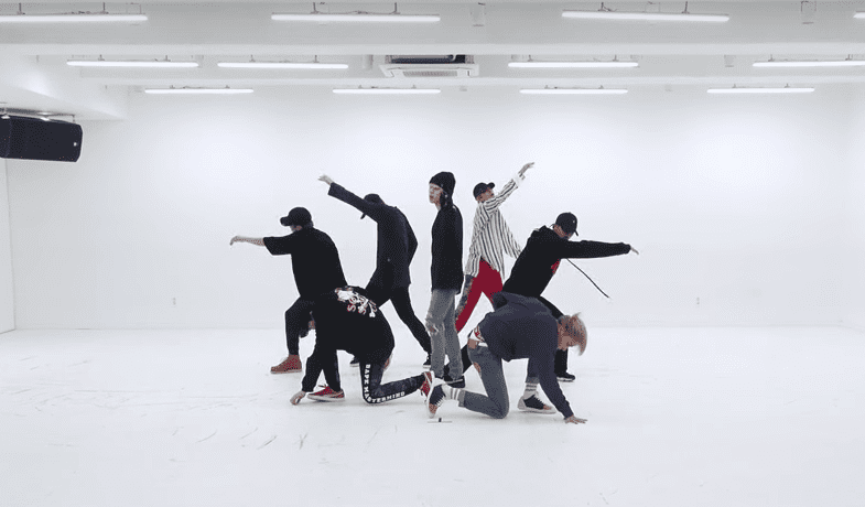 """WATCH: BTS Drops Dance Practice Video For """"Spring Day"""""""