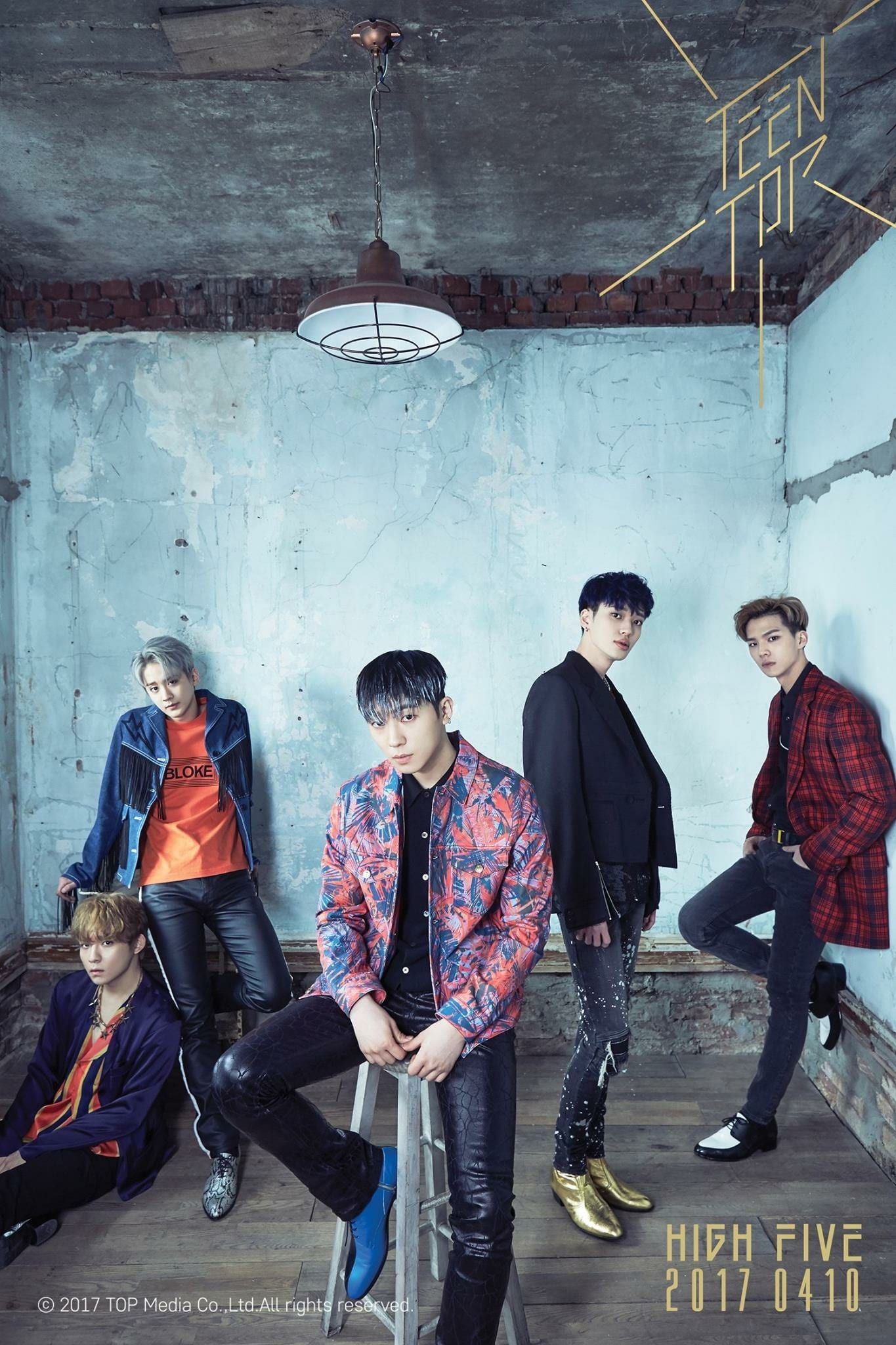 TEEN TOP Releases Gorgeous, New Set Of Teaser Images