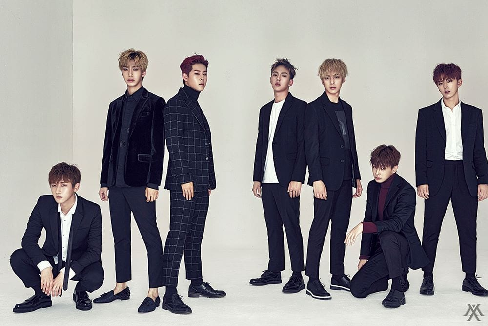 Monsta X Reveals Comeback Date In First Teaser Image