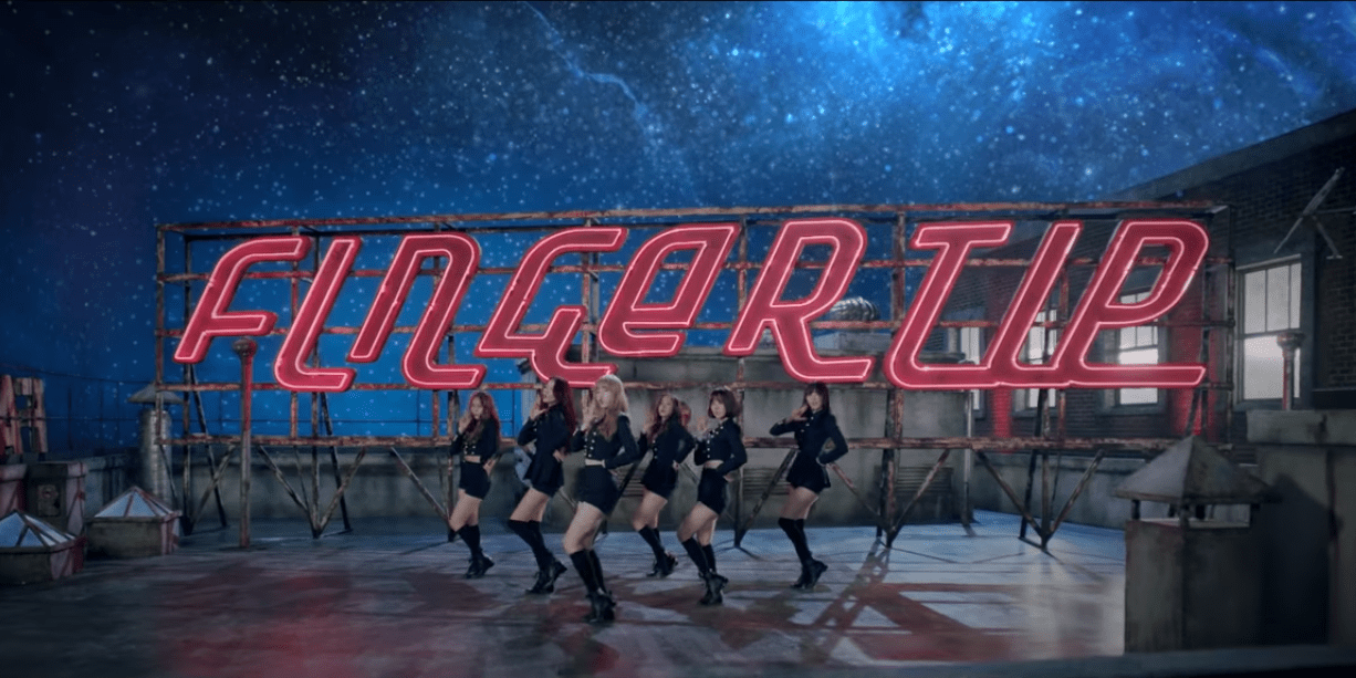 """WATCH: GFRIEND Makes Their Comeback With Funky """"Fingertip"""" MV"""