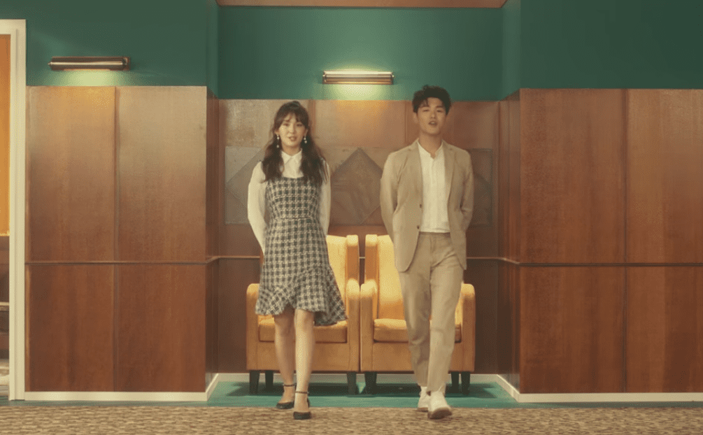 """Eric Nam And Jeon Somi Release MV For Collaboration Track """"You, Who?"""""""