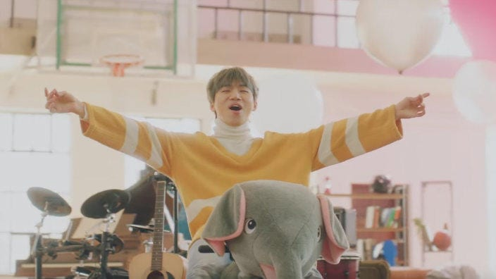 "WATCH: Daesung Makes Japanese Comeback With Solo MV ""D-Day"""