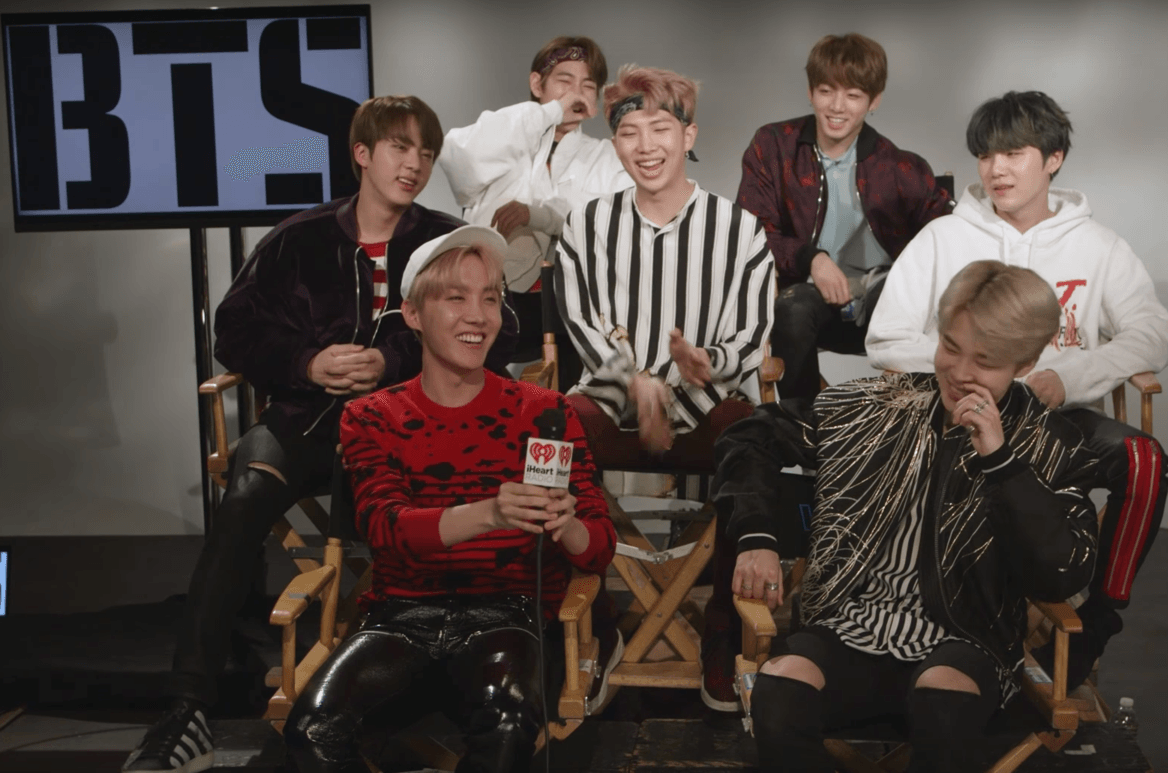WATCH: BTS Give Interviews On U.S. News Networks