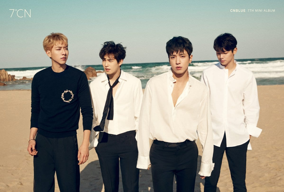 CNBLUE Release Gorgeous Teaser Images For Upcoming Album