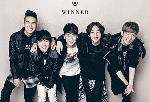 WINNER Drops Teaser Picture After One Year Hiatus