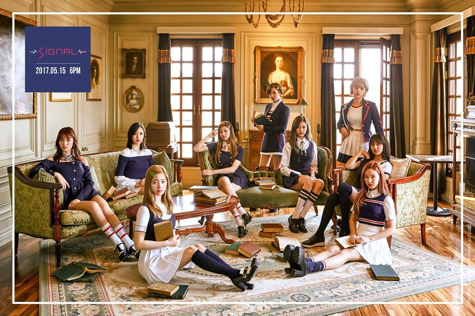 JYP Entertainment Drops First Teaser For TWICE's May Comeback