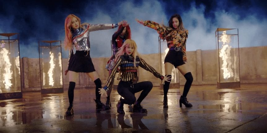 """BLACKPINK's """"Playing With Fire"""" MV Shoots Past 100 Million Views, Sets New Record"""