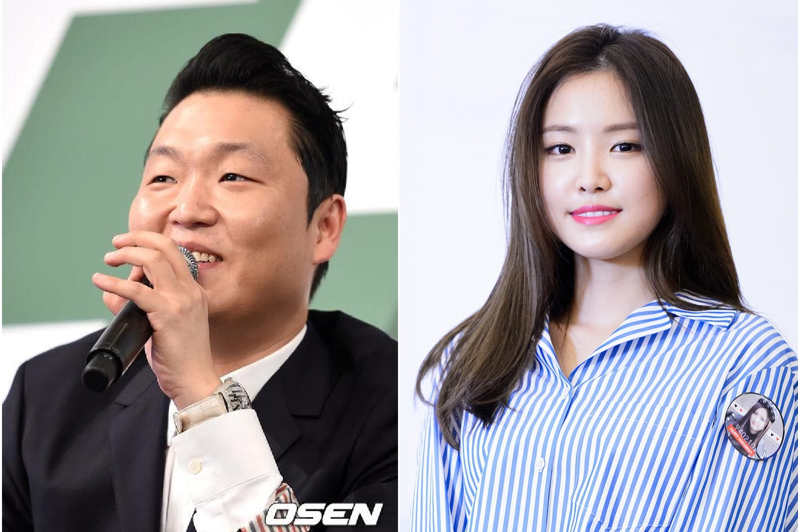 Apink's Son Naeun To Star In PSY's Upcoming 8th Album MV
