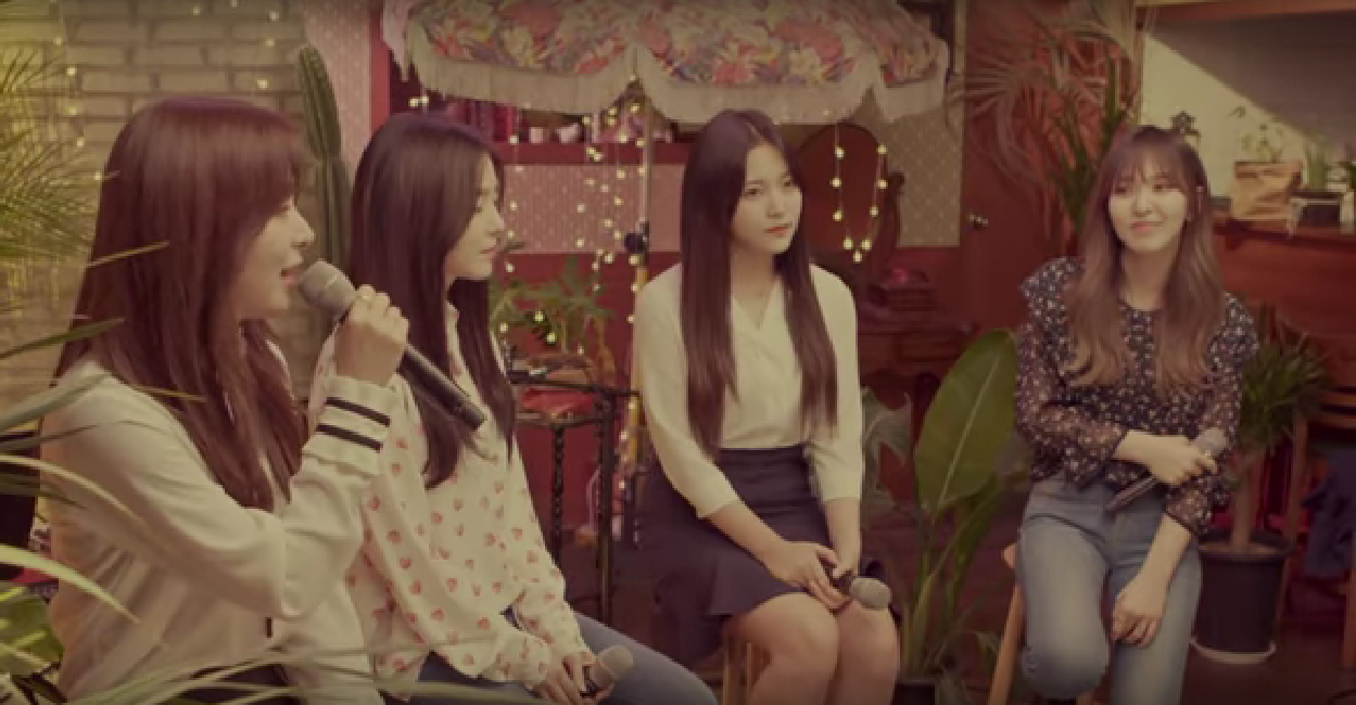 """Red Velvet Slays Hearts In Live Acoustic Version Of """"Would U"""""""