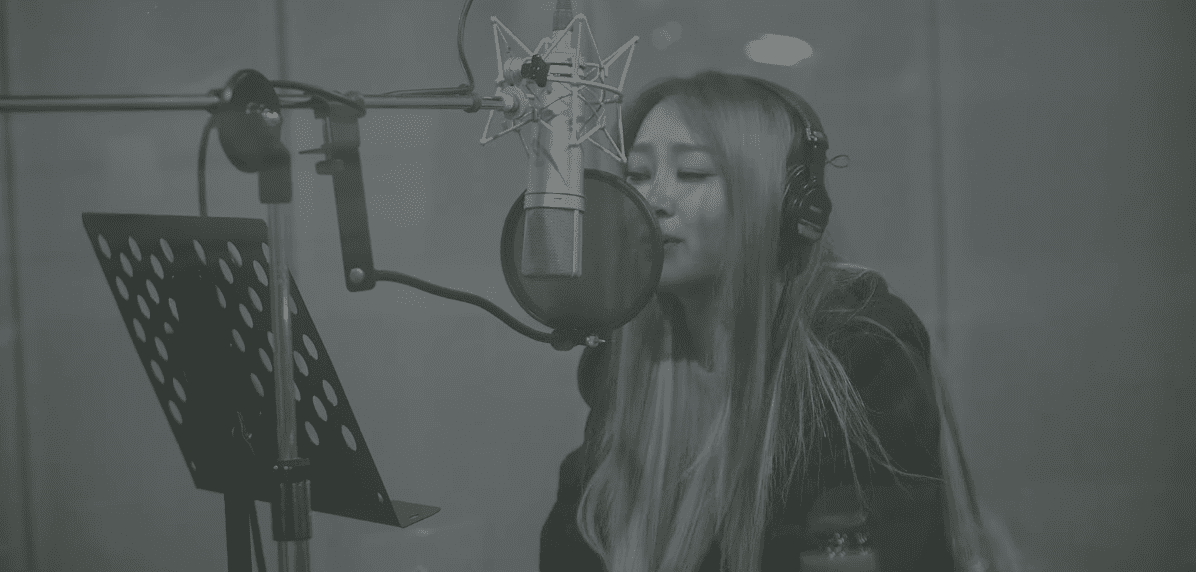 """WATCH: Changmo And SISTAR's Hyorin Drop Teaser For """"Blue Moon"""" Collaboration"""