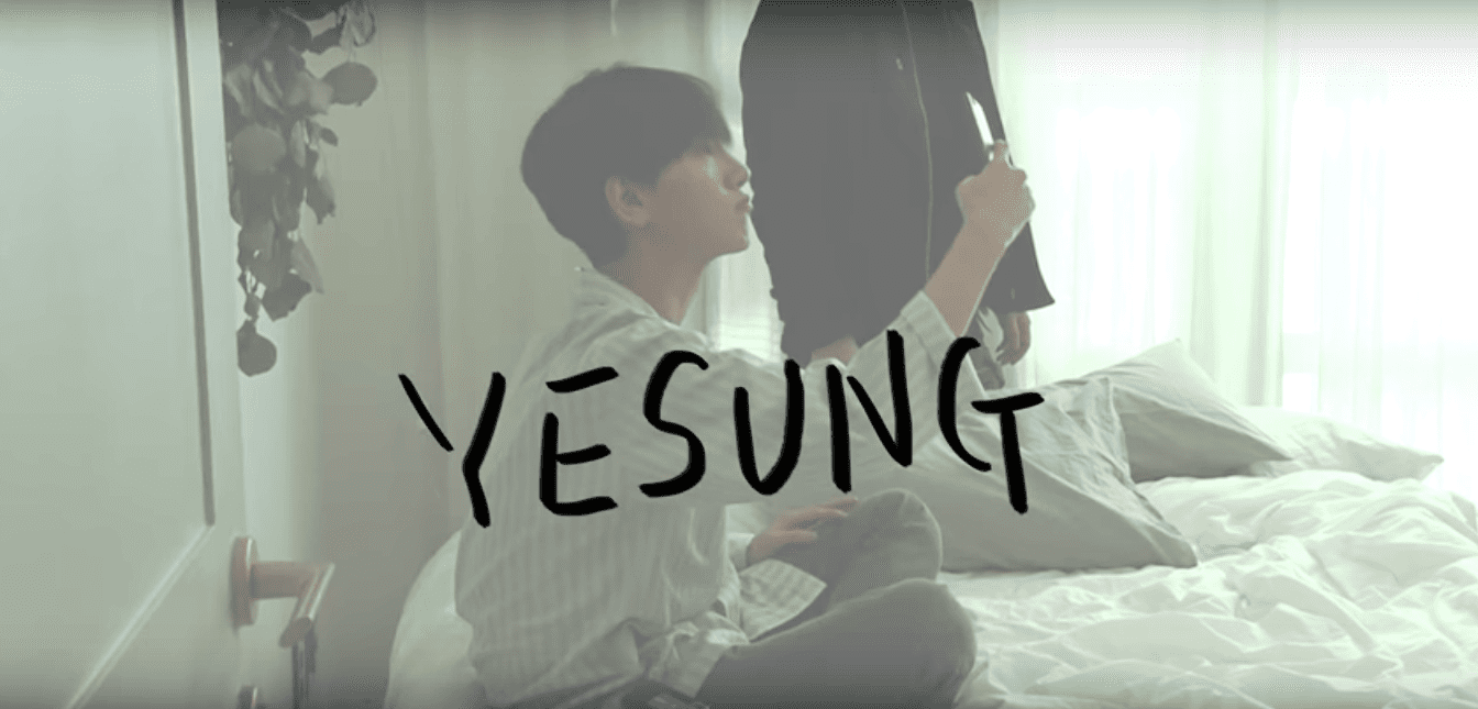 WATCH: Yesung Releases Behind-The-Scenes MV Clip, Reveals More Album Information