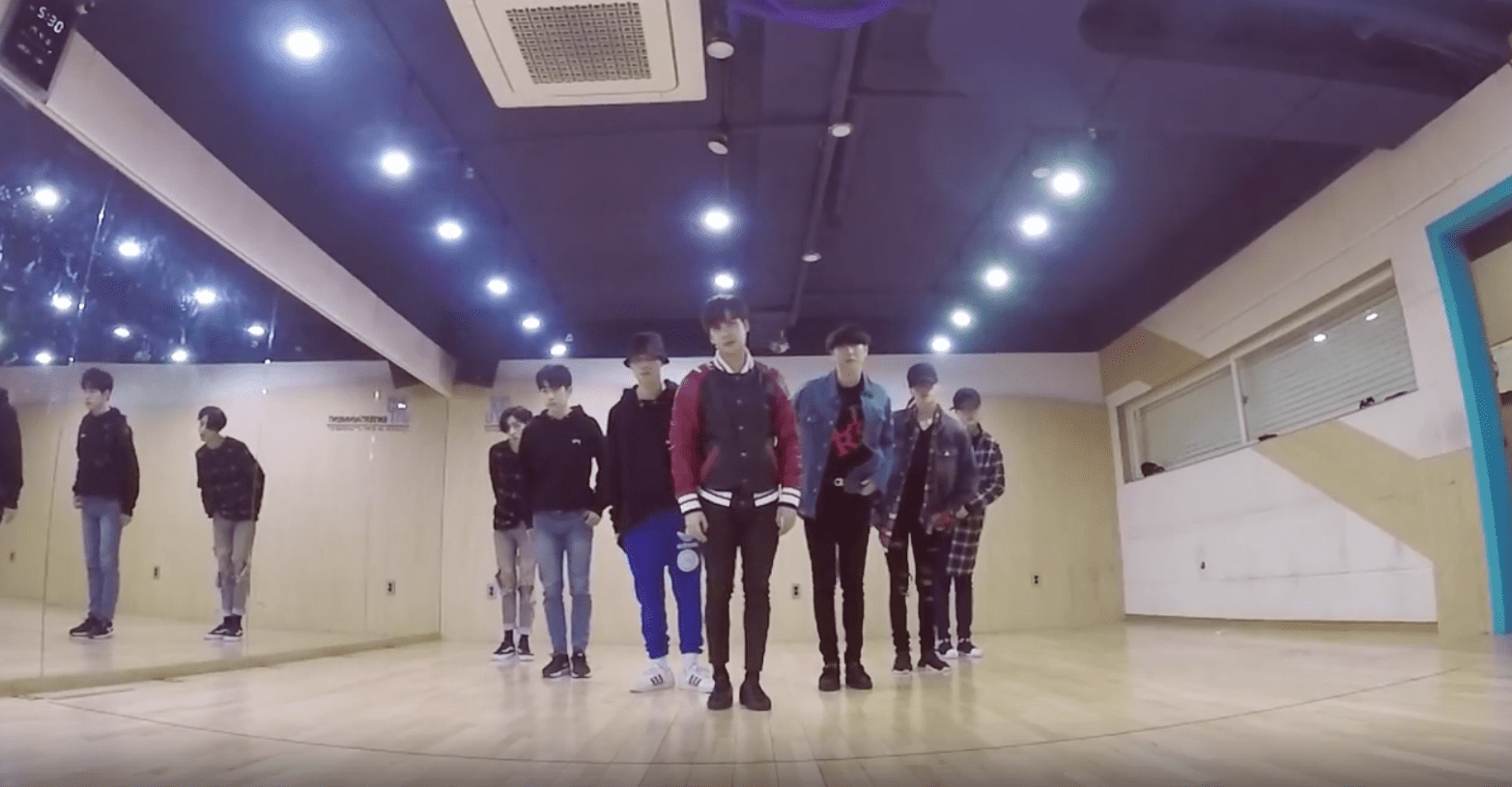 """WATCH: GOT7 Releases Dance Practice Video For """"Never Ever"""""""
