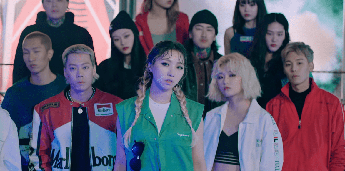 WATCH: Gong Minzy Releases Fierce Teaser Video For First Solo MV
