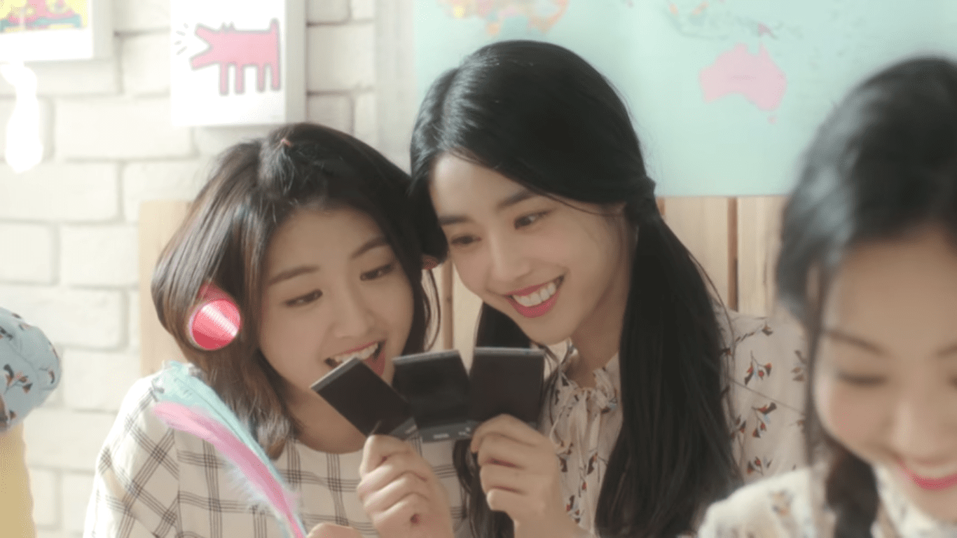 """WATCH: Bonus Baby Charms In New """"If I Become An Adult"""" MV"""