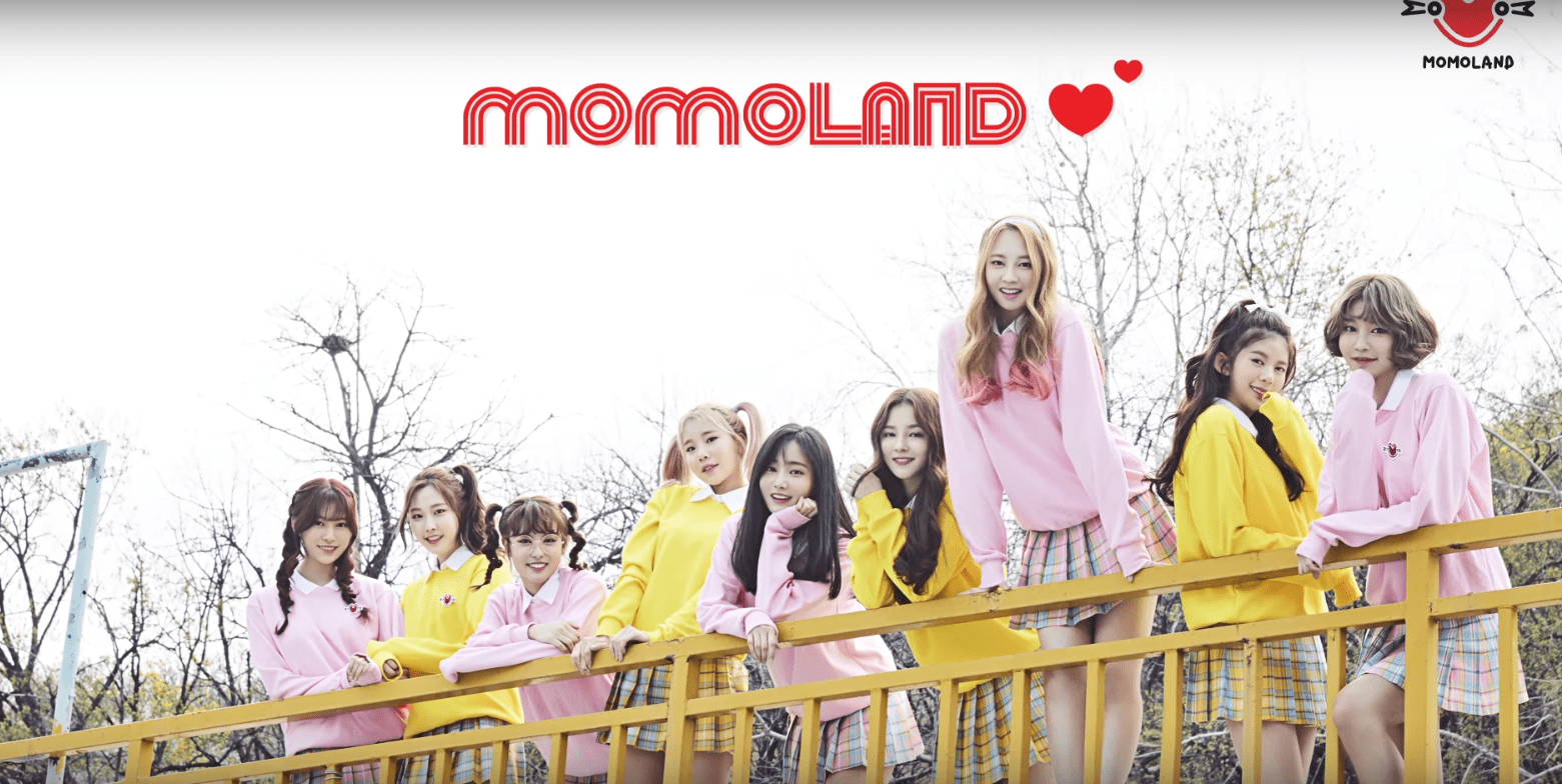 "WATCH: MOMOLAND Releases Teaser Video And Images For ""Wonderful Love"""