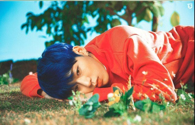 """Block B's Zico Releases Bright Teaser Images For """"SHE'S A BABY"""""""