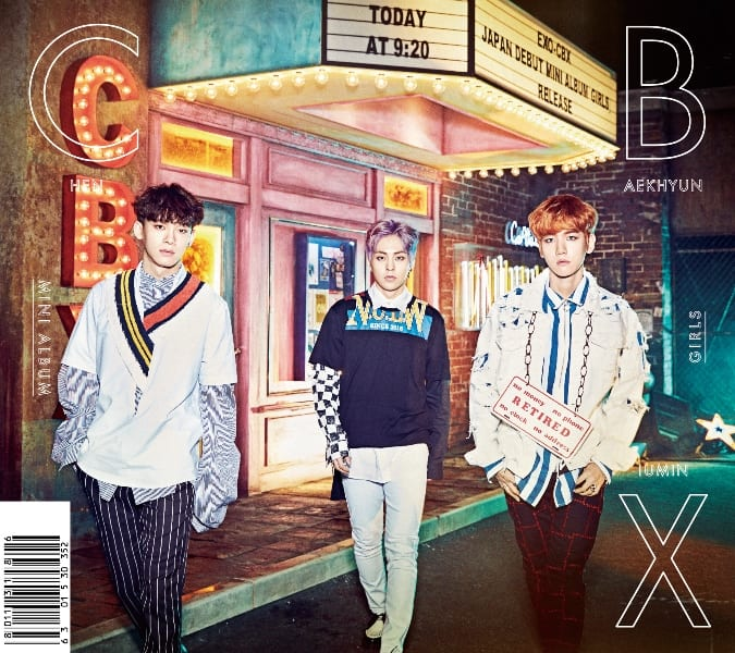 WATCH: EXO-CBX Releases Video Teaser For Japanese Debut Album