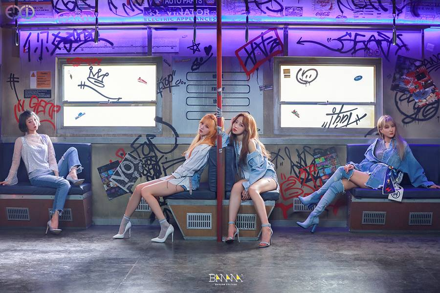 """WATCH: EXID Releases New Music Video """"Night Rather Than Day"""""""