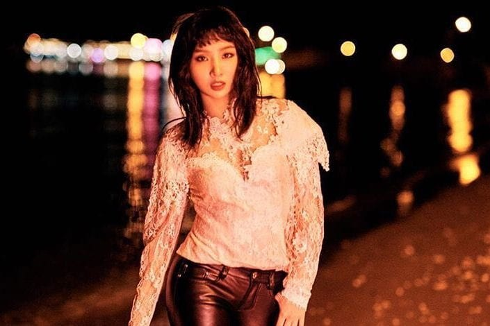 """Gong Minzy Releases Track List For First Solo Album """"MINZY WORK 01 UNO"""""""