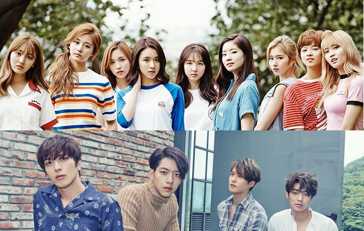 TWICE And CNBLUE Confirmed As First Artists For KCON NY