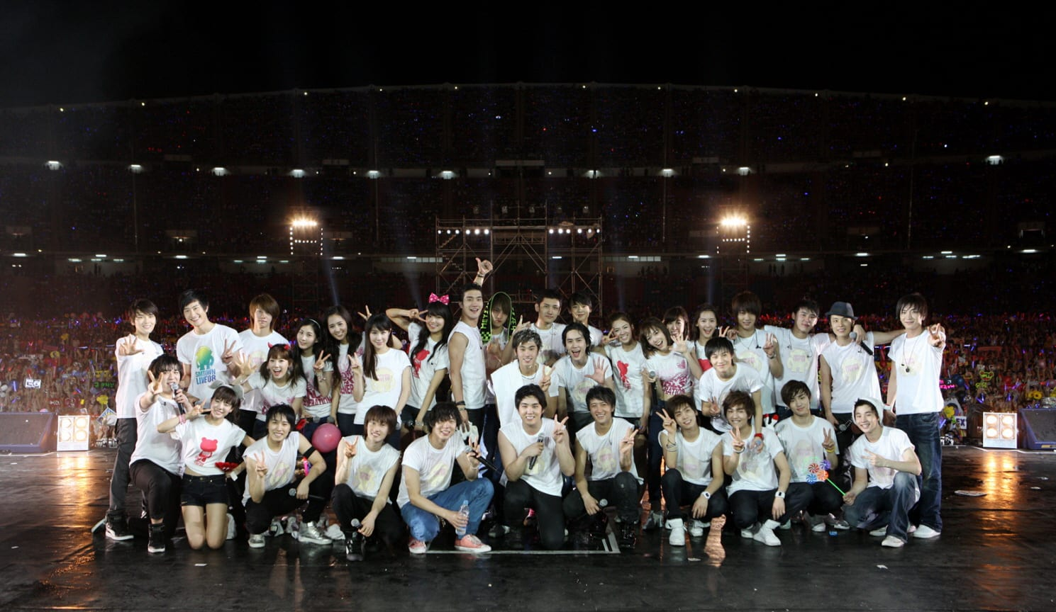SMTOWN Concert To Be Held In Seoul For First Time In Three Years